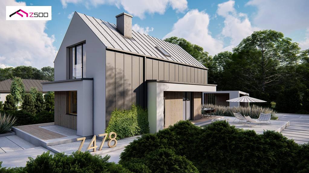 Проект будинку Z478 - 1