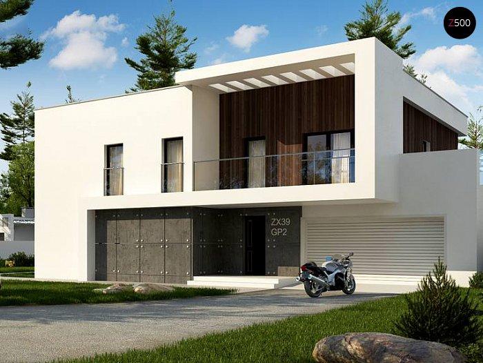Проект будинку Zx39 GP2 - 1
