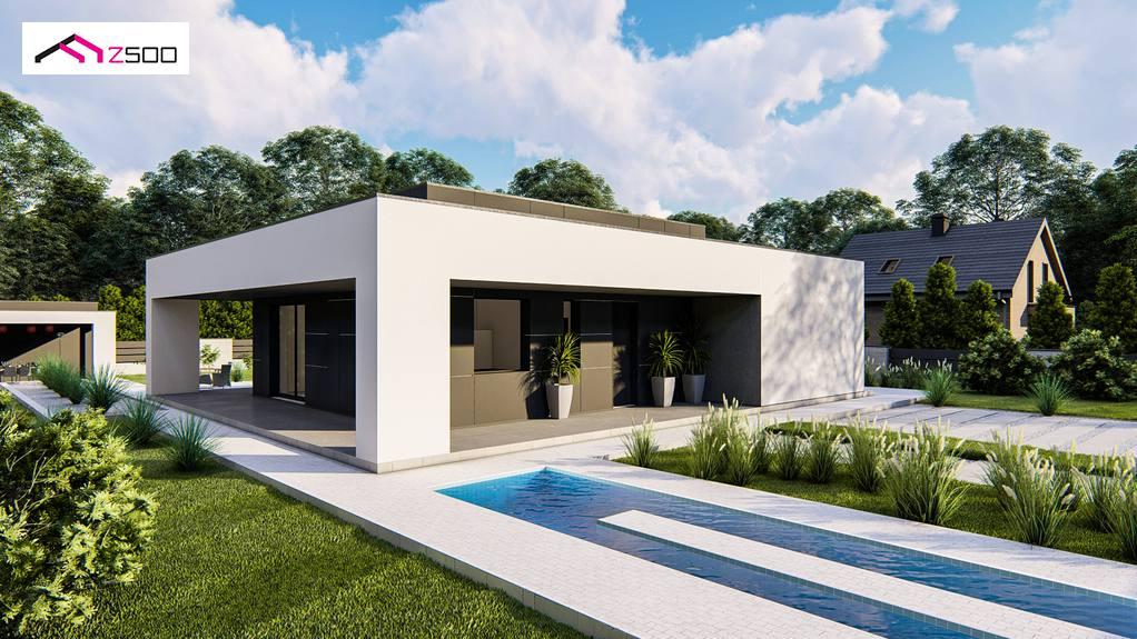 Проект будинку Zx83 - 1