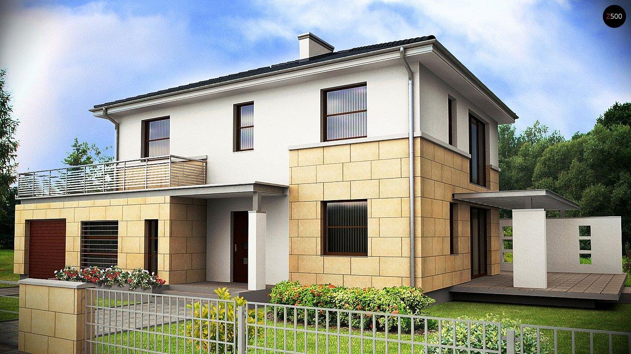 Проект будинку Z29 - 1