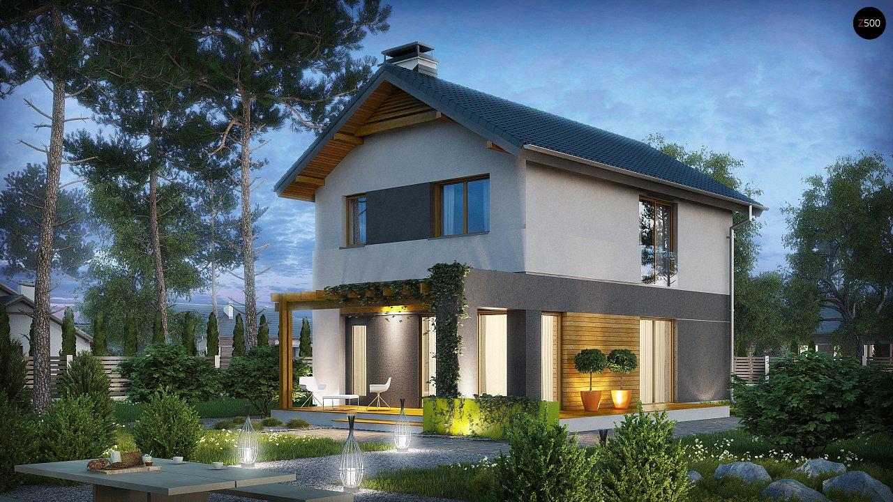 Проект будинку Z297 - 1