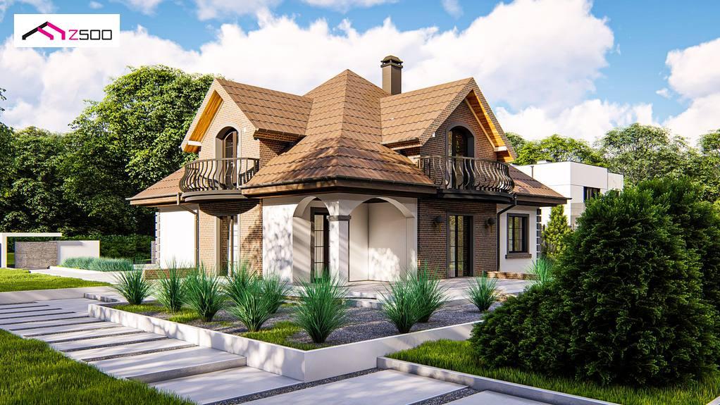 Проект будинку Z18 kl+ - 1