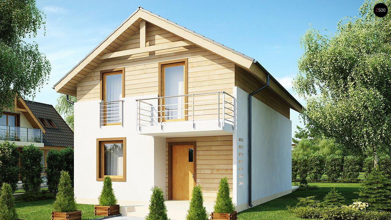 Проект будинку Z38 - 1
