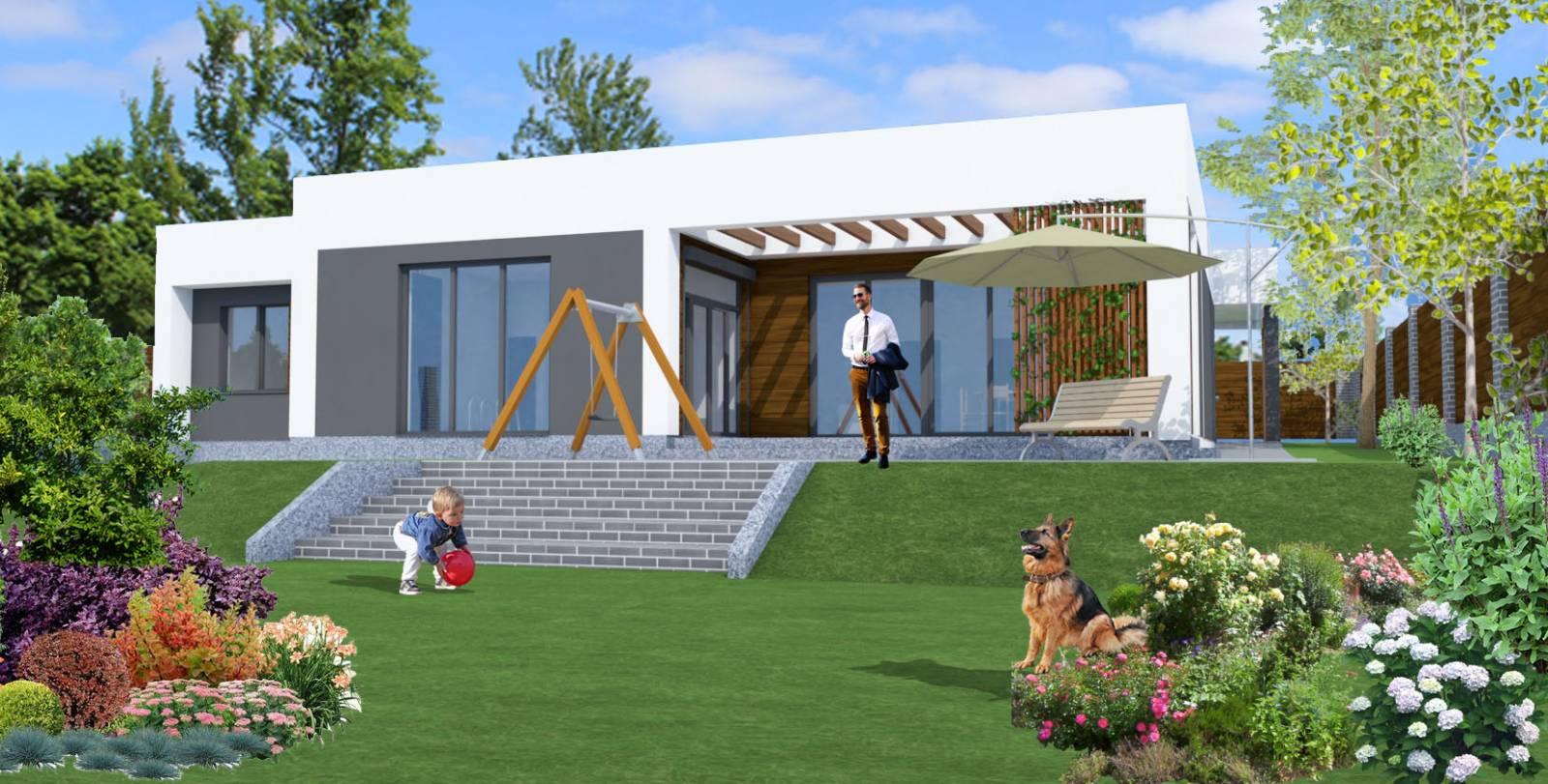 Проект будинку DB 9 - 1