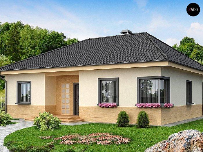Проект будинку Z24 P - 1