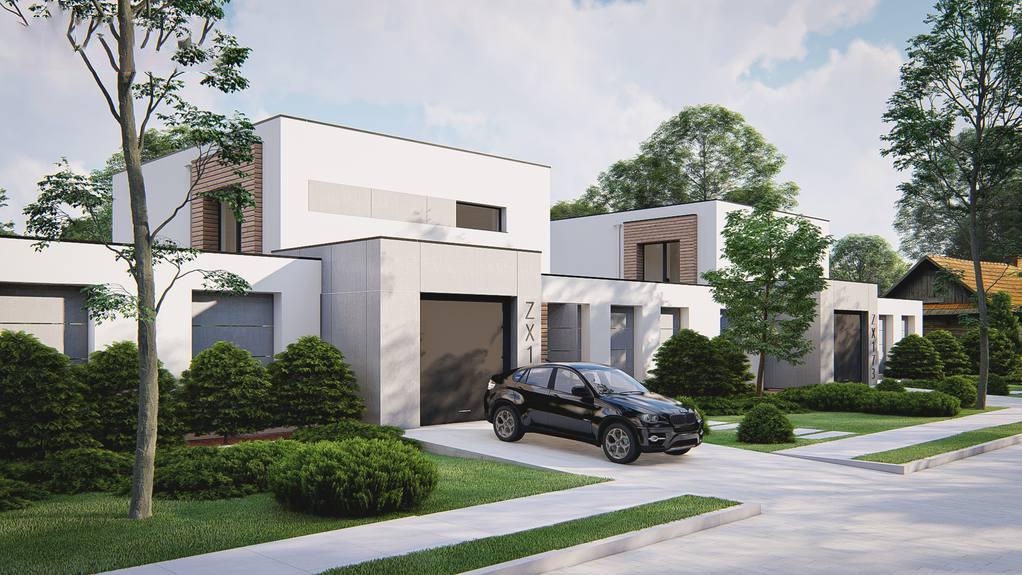 Проект будинку Zx173 - 1