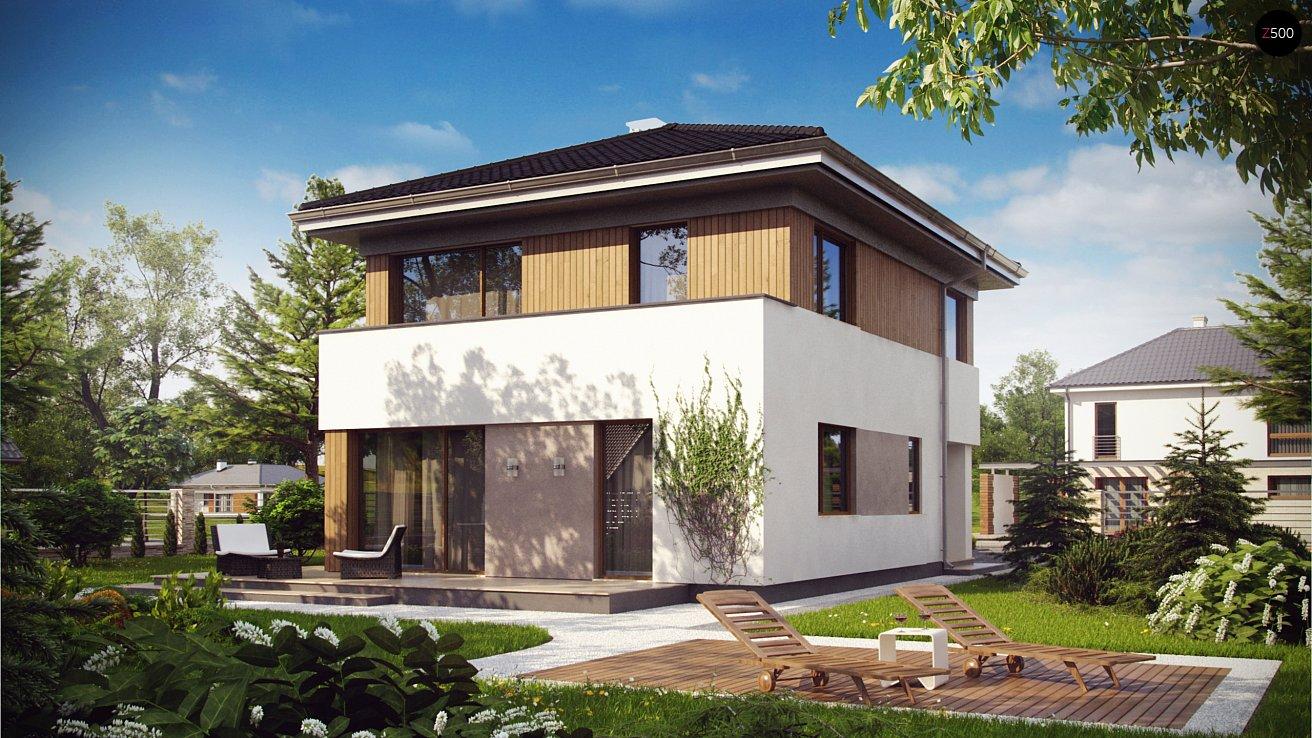 Проект будинку Z295 P - 1