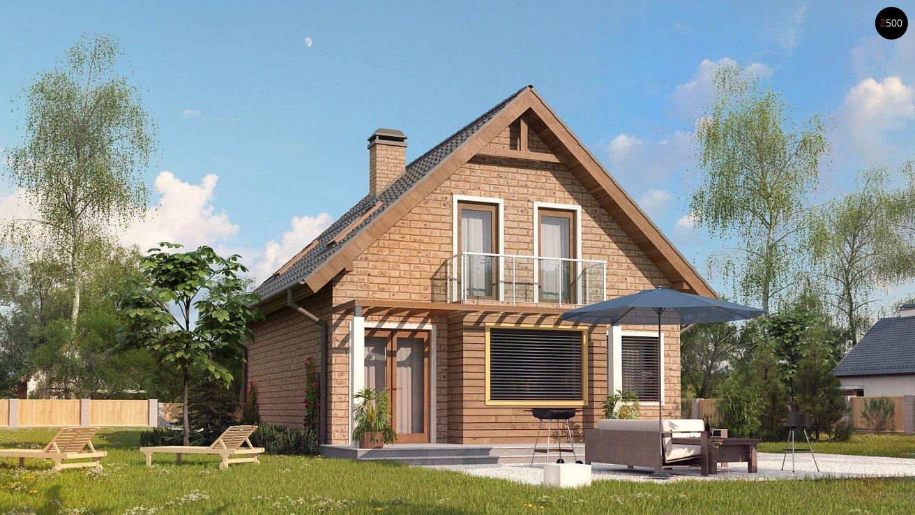 Проект будинку Z99 k - 1