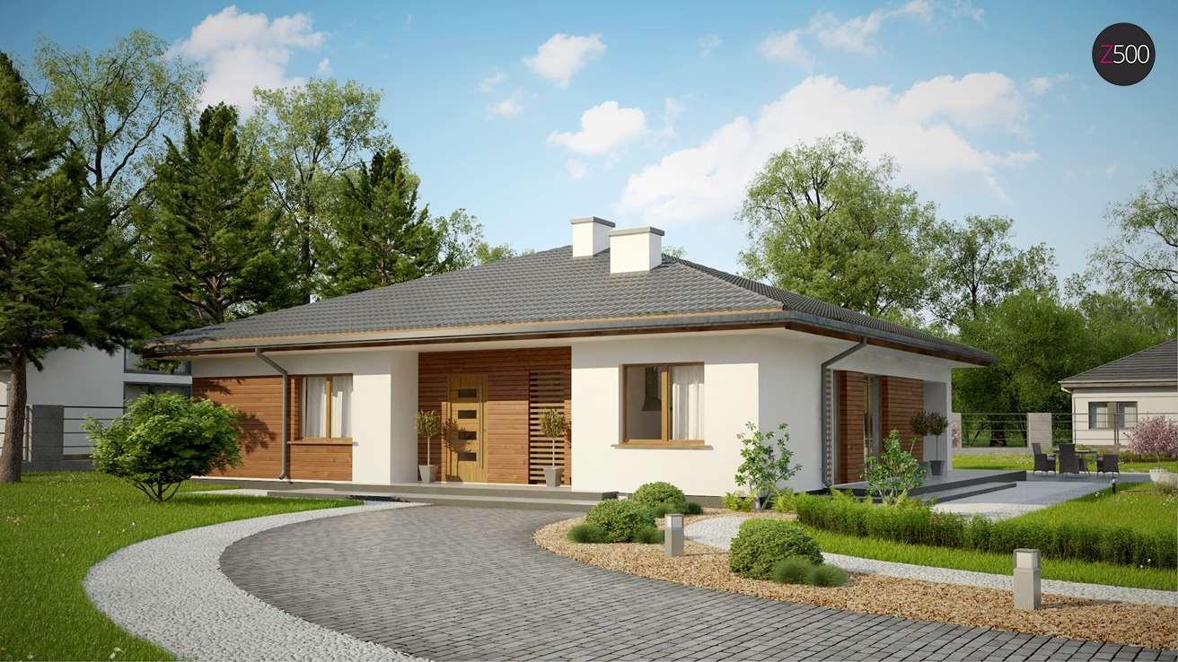 Проект будинку Z321 S - 1