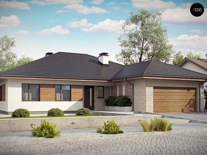 Проект будинку Z301 S - 1