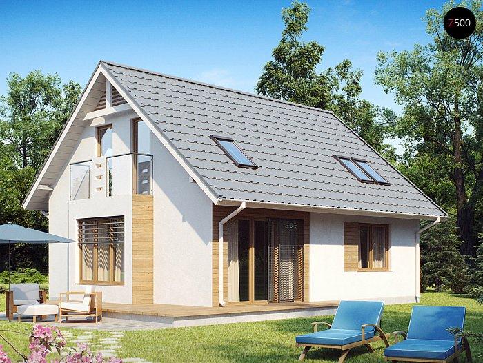 Проект будинку Z101 PK - 1