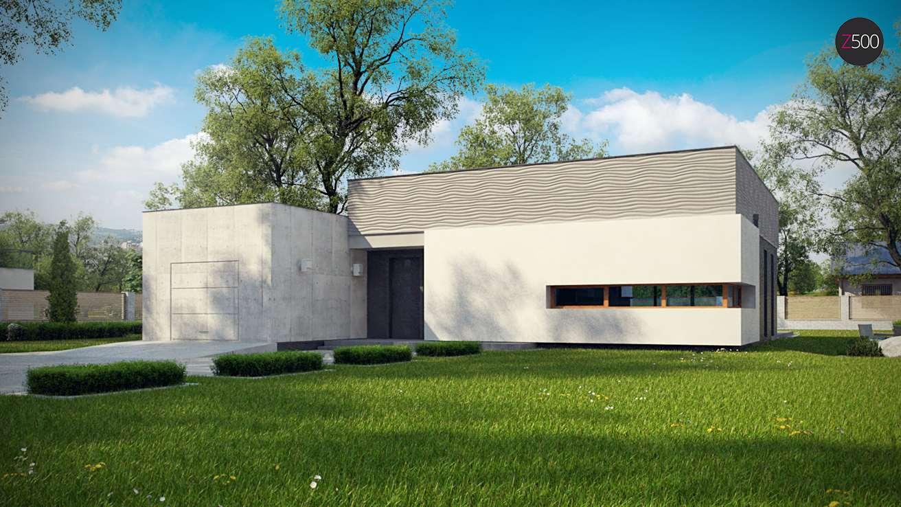 Проект будинку Zx56 - 1