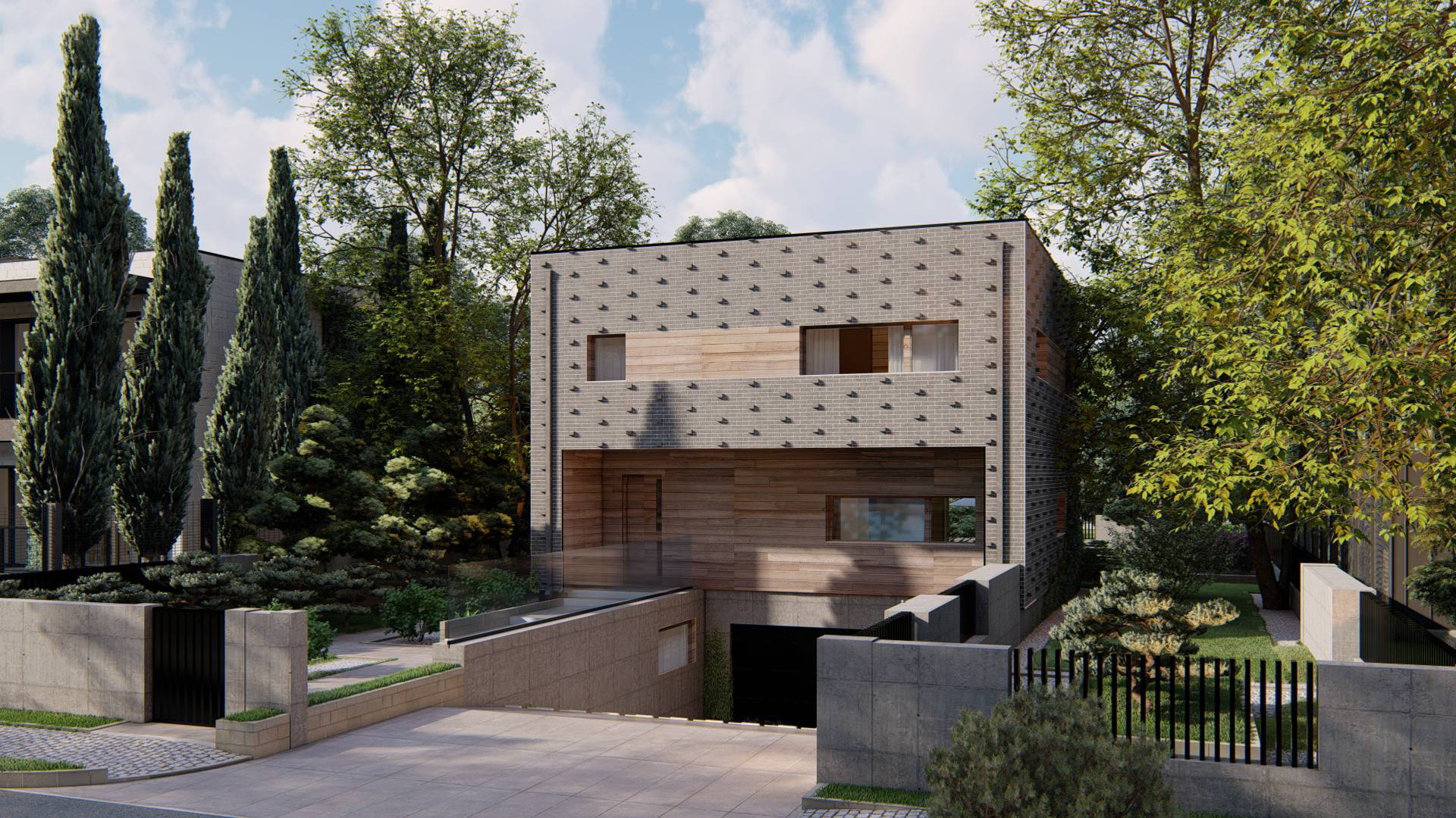 Проект будинку Zx216 - 1