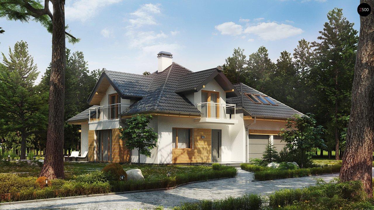 Проект будинку Z270 - 1