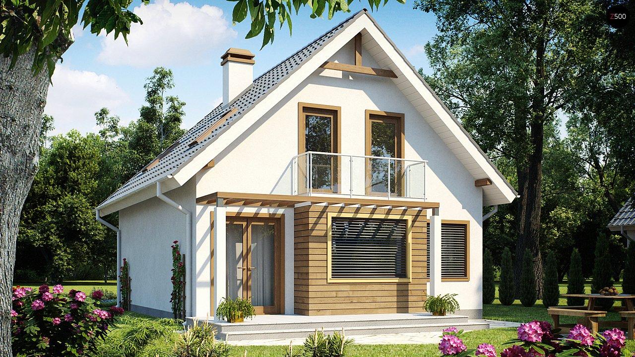 Проект будинку Z99 - 1