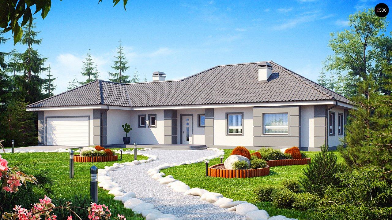 Проект будинку Z21 - 1