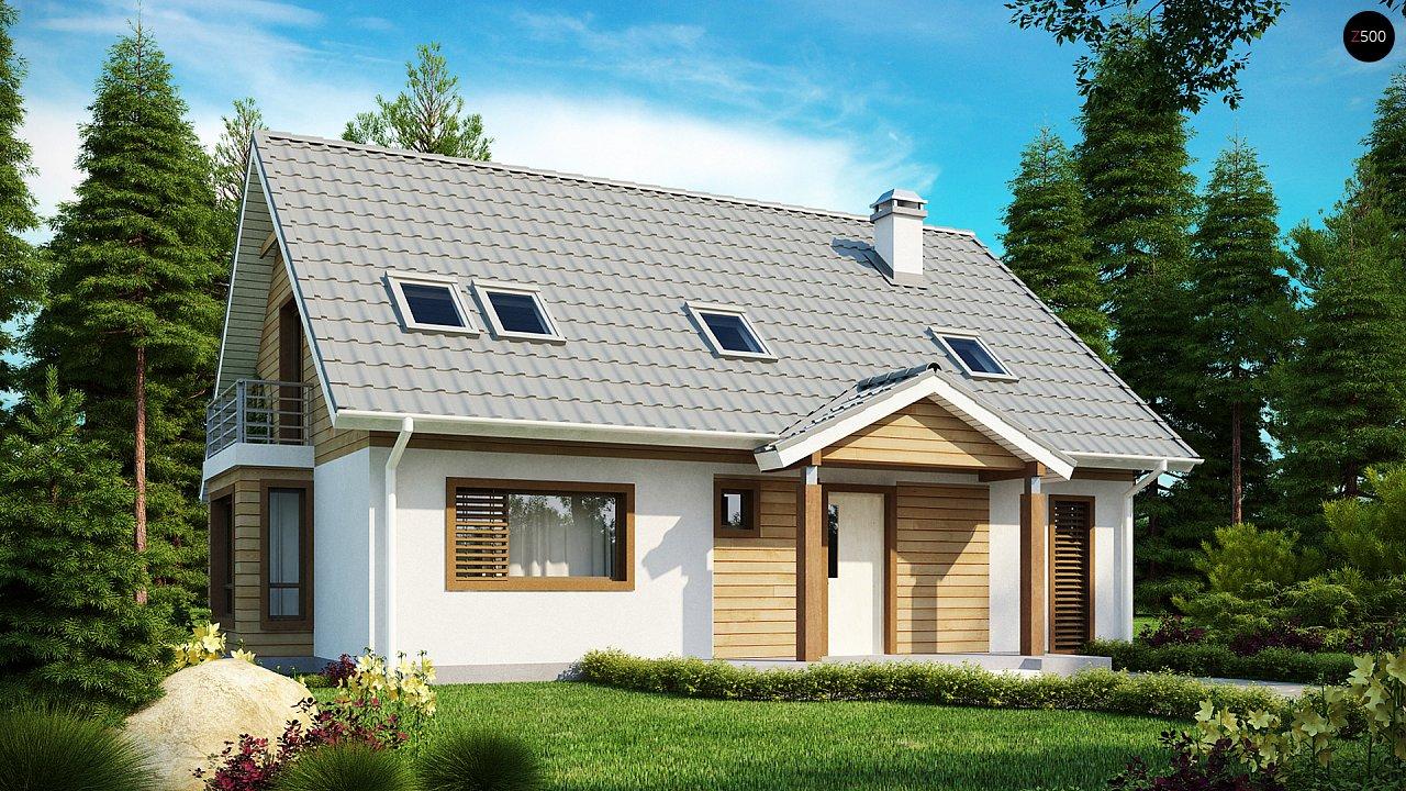 Проект будинку Z95 - 1
