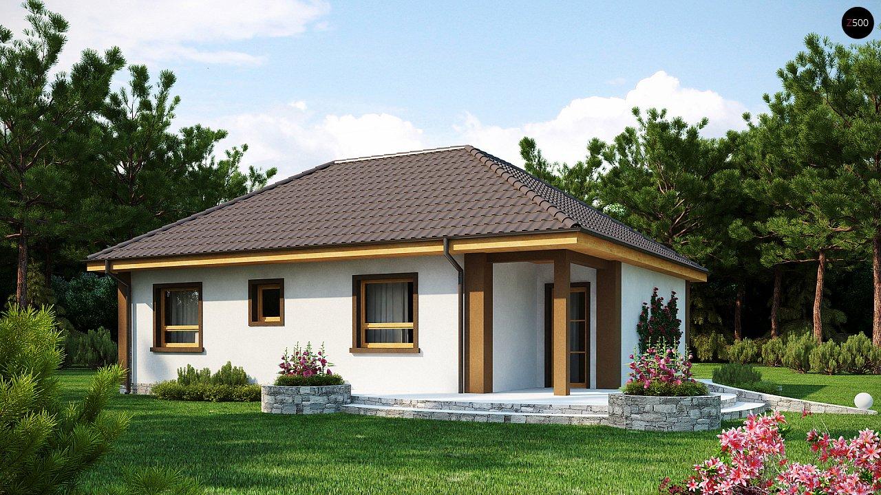 Проект будинку Z15 - 1