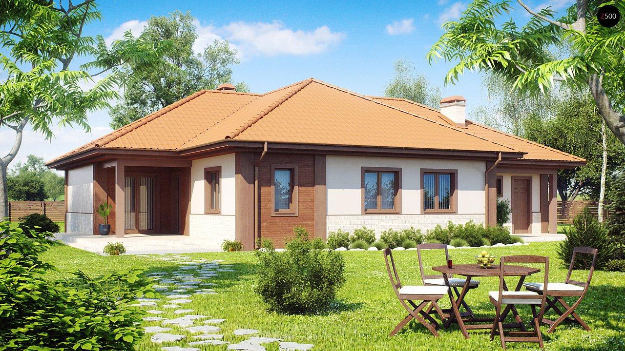 Проект будинку Z22 - 1