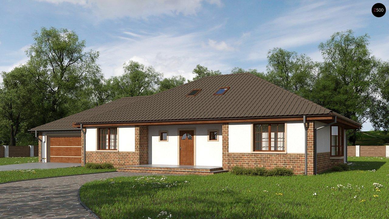 Проект будинку Z10 GL2 stu - 1