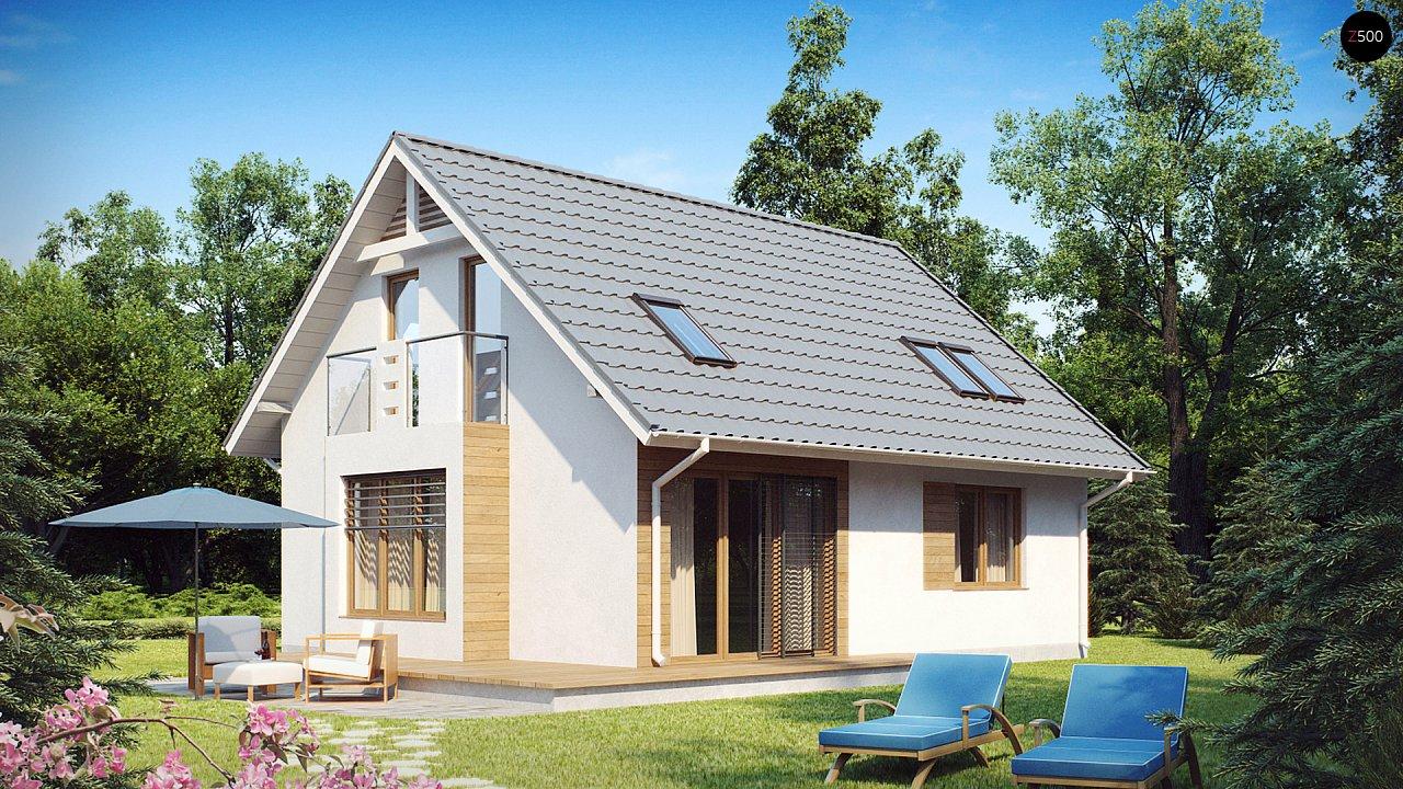 Проект будинку Z101 - 1