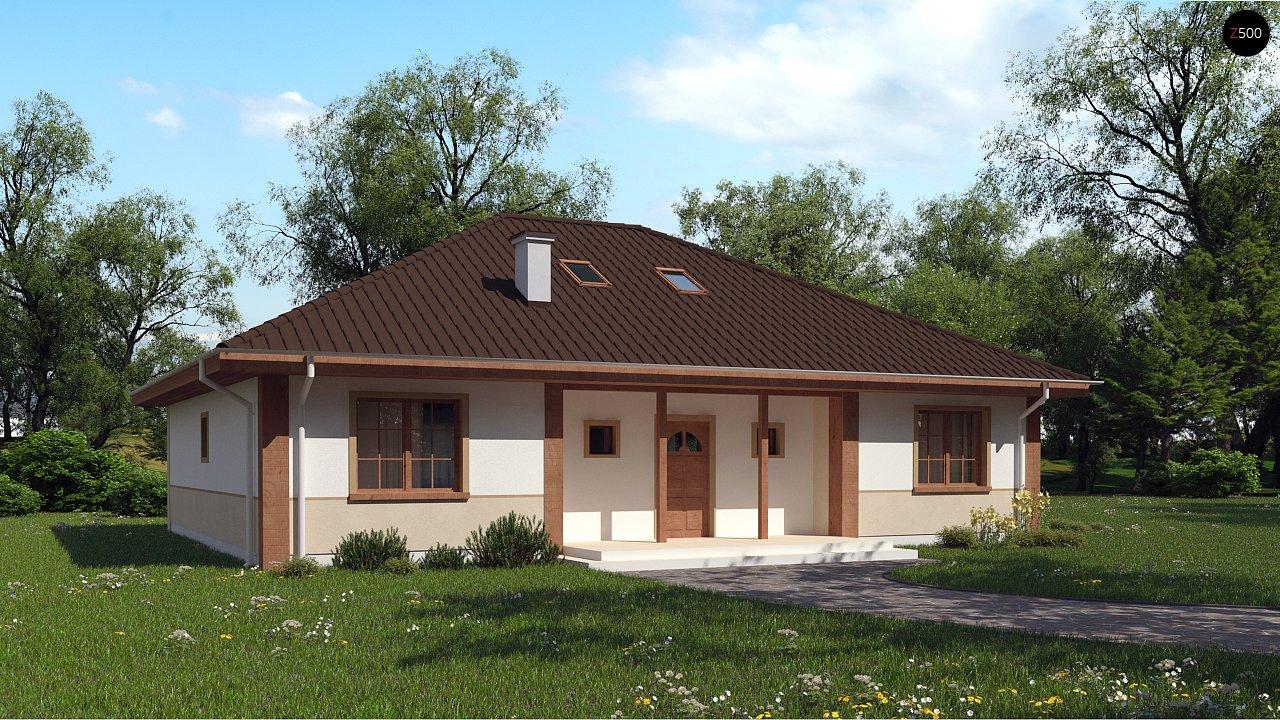 Проект будинку Z10 D sdu - 1