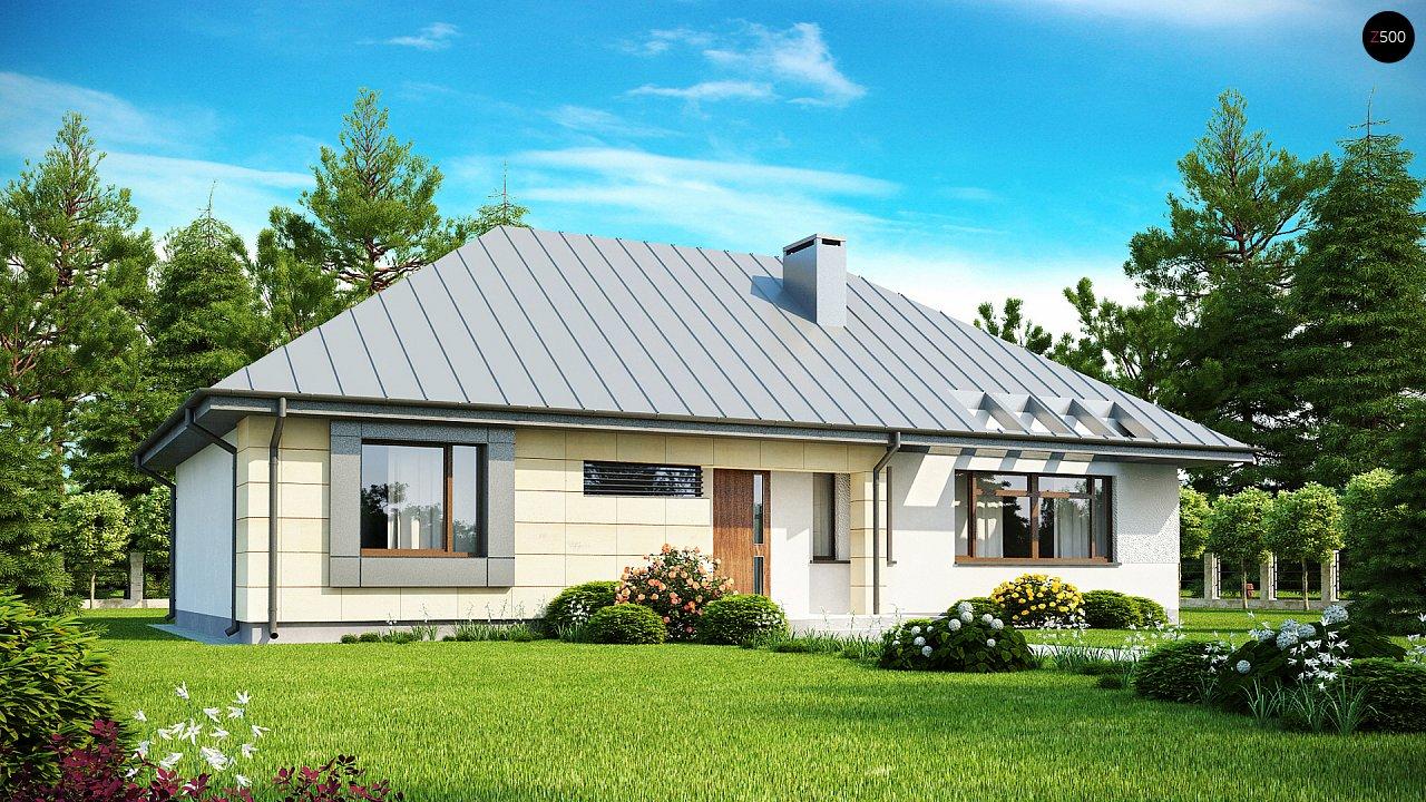 Проект будинку Z140 - 1