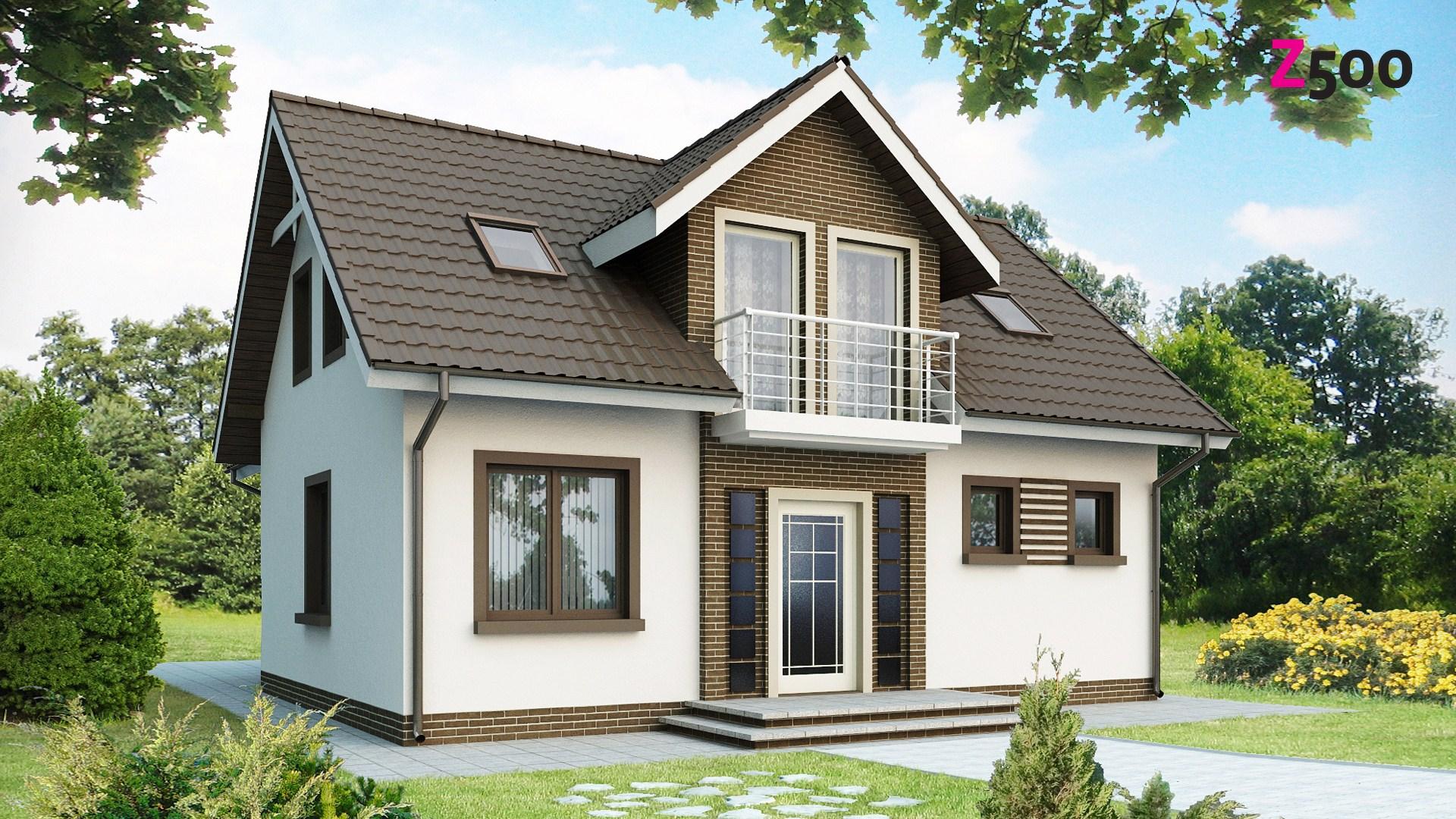Проект будинку Z13 - 1