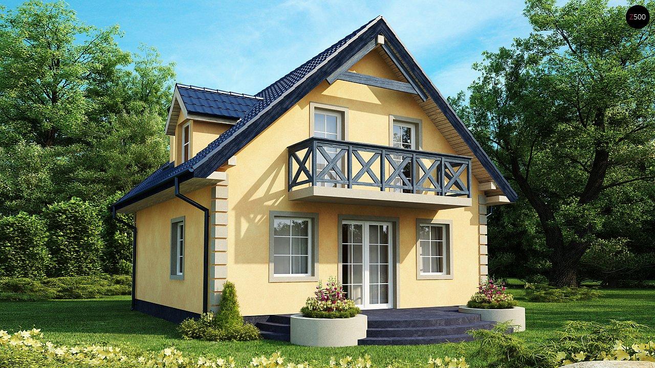 Проект будинку Z1 - 1