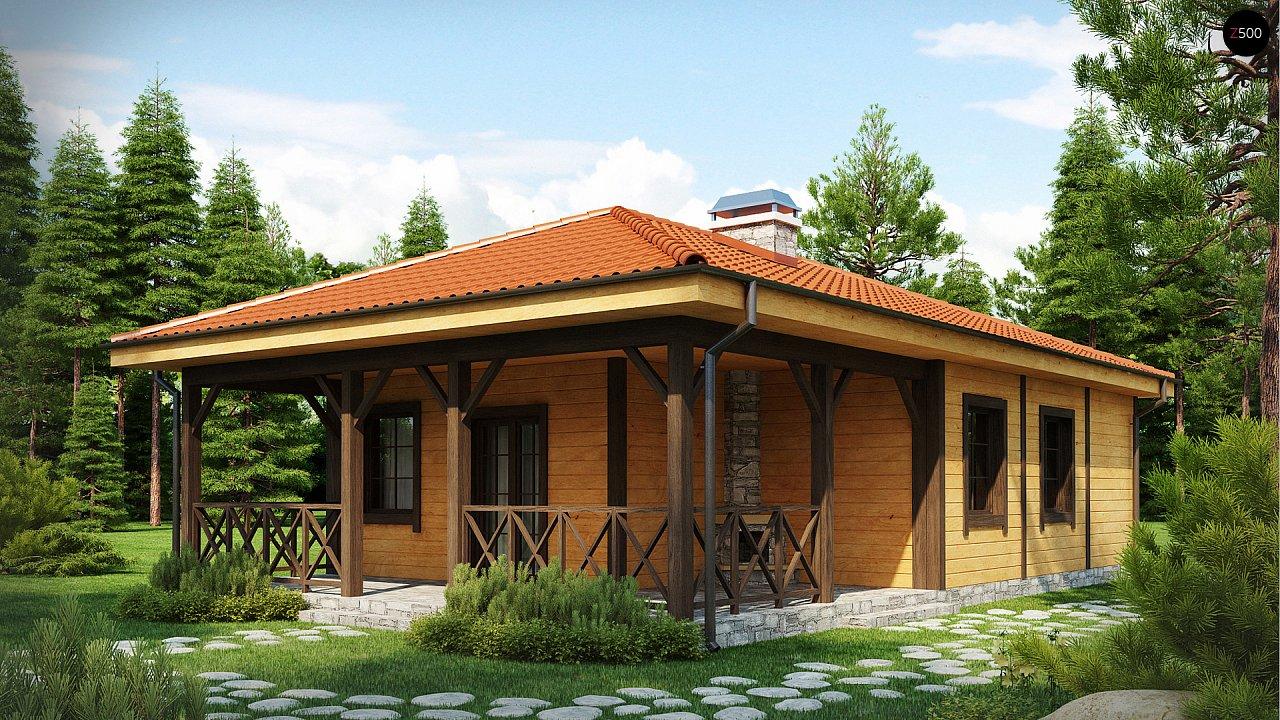 Проект будинку Z16 - 1