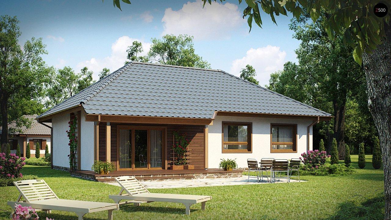 Проект будинку Z69 - 1