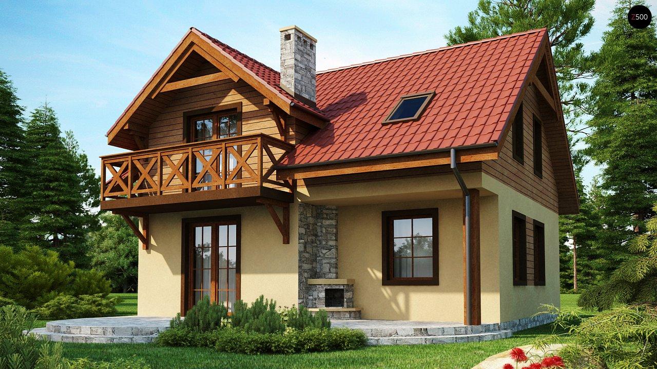 Проект будинку Z3 - 1