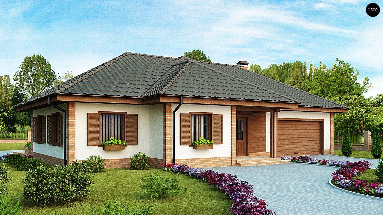 Проект будинку Z17 - 1