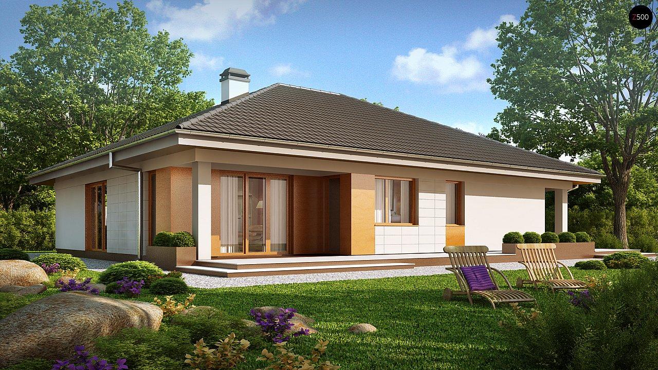 Проект будинку Z209 - 1