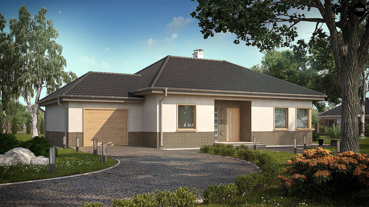 Проект будинку Z24 GL - 1