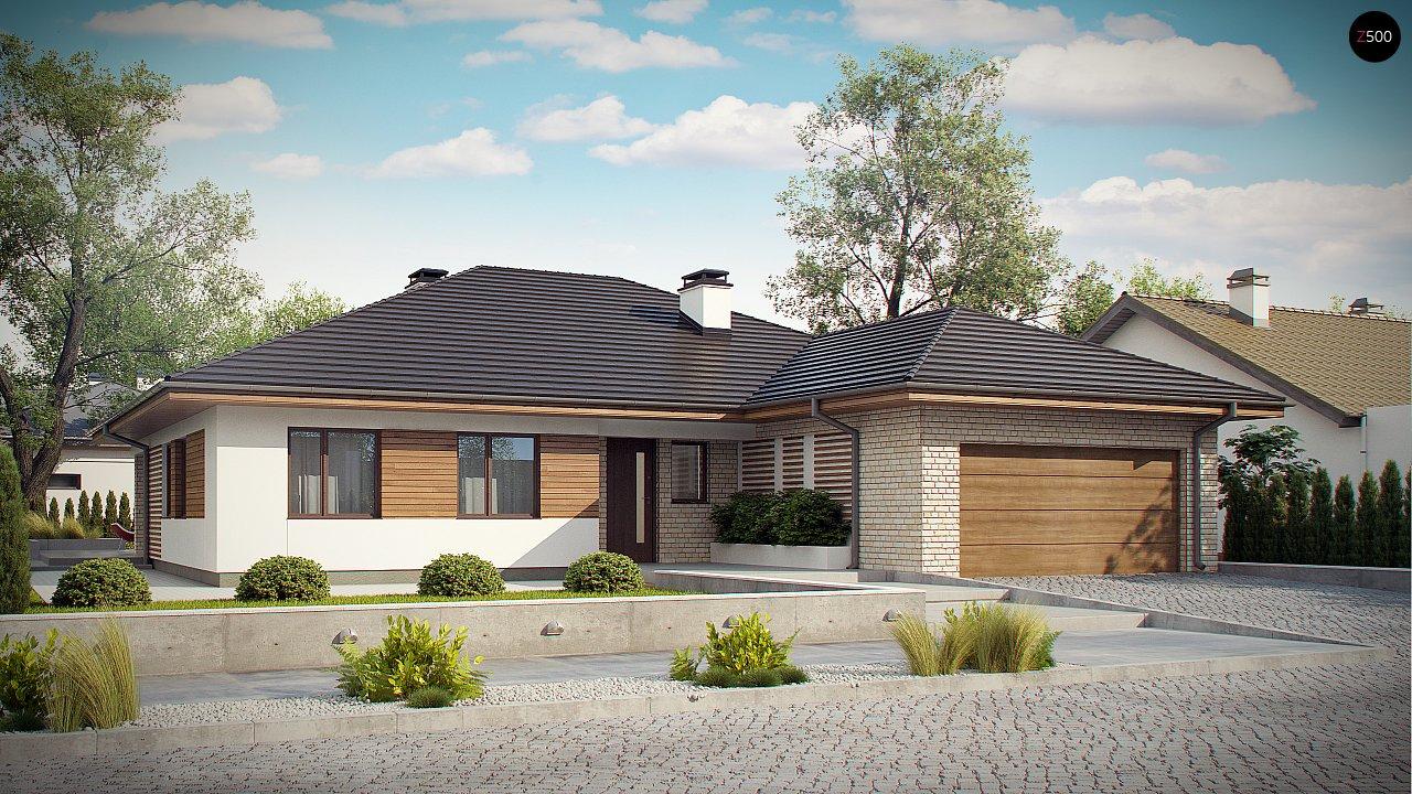 Проект будинку Z301 - 1
