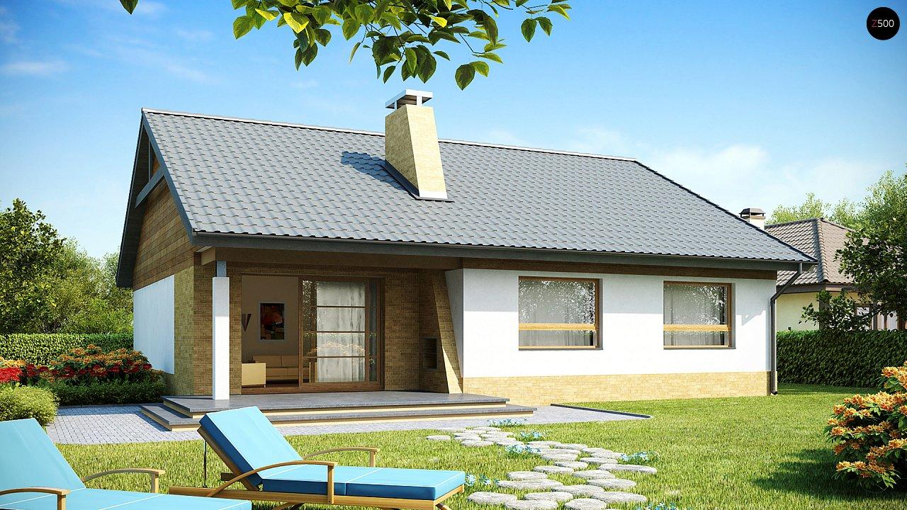 Проект будинку Z41 - 1