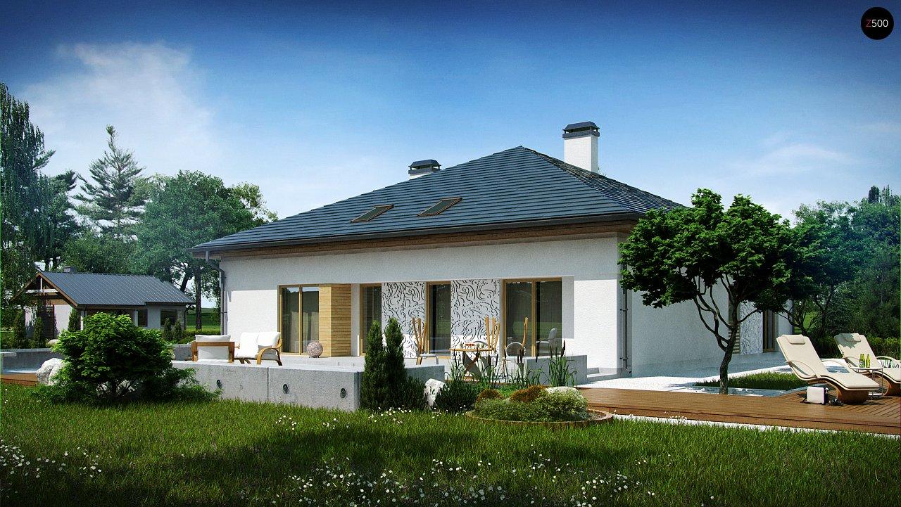 Проект будинку Z51 - 1