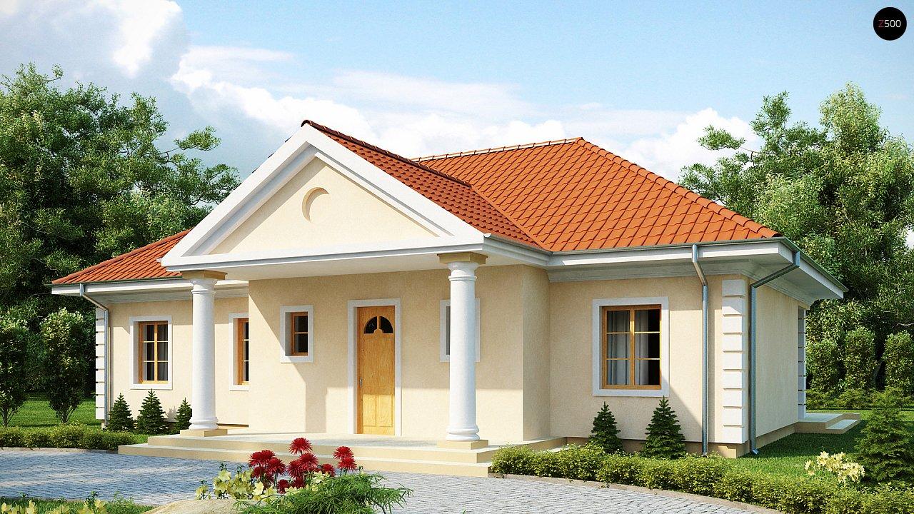 Проект будинку Z2 - 1