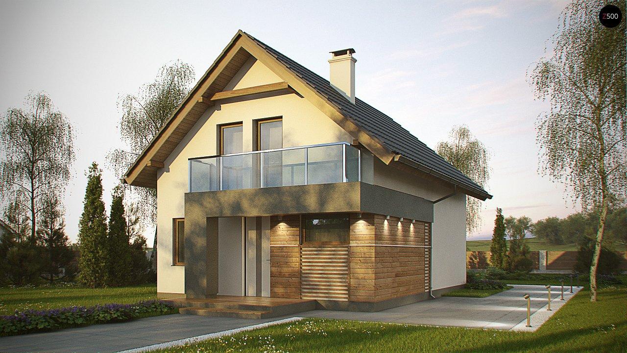Проект будинку Z174 - 1