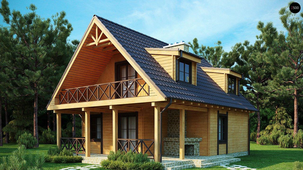 Проект будинку Z30 - 1