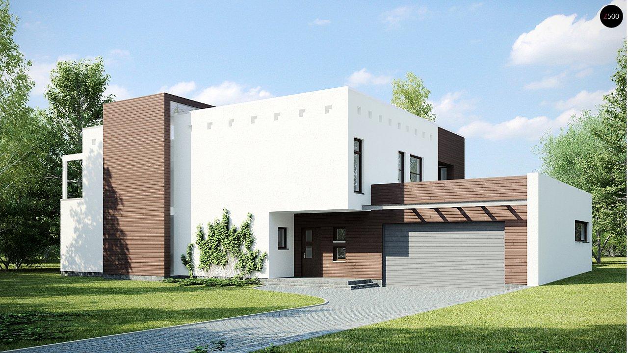 Проект будинку Zx1 - 1