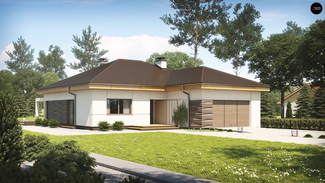 Проект будинку Z96 - 1