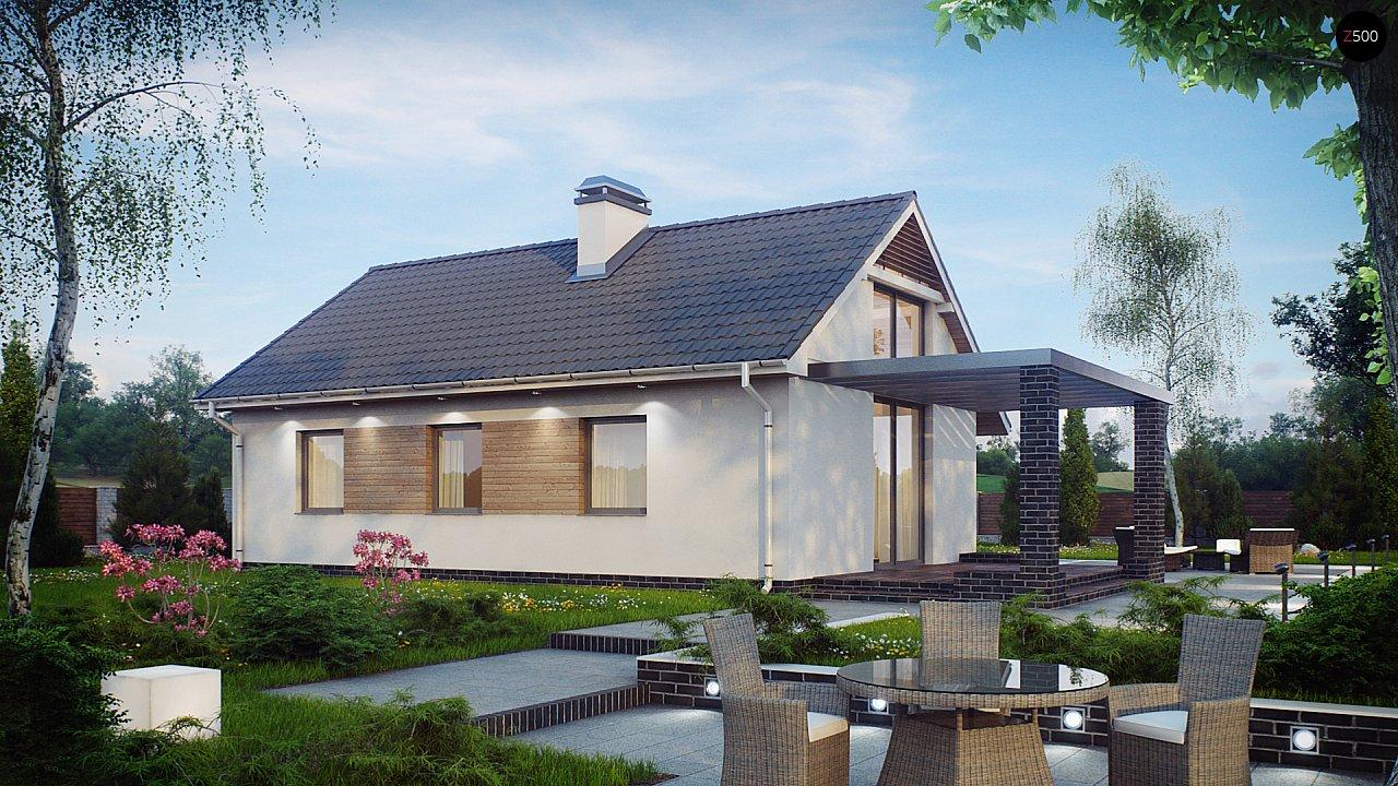 Проект будинку Z139 - 1