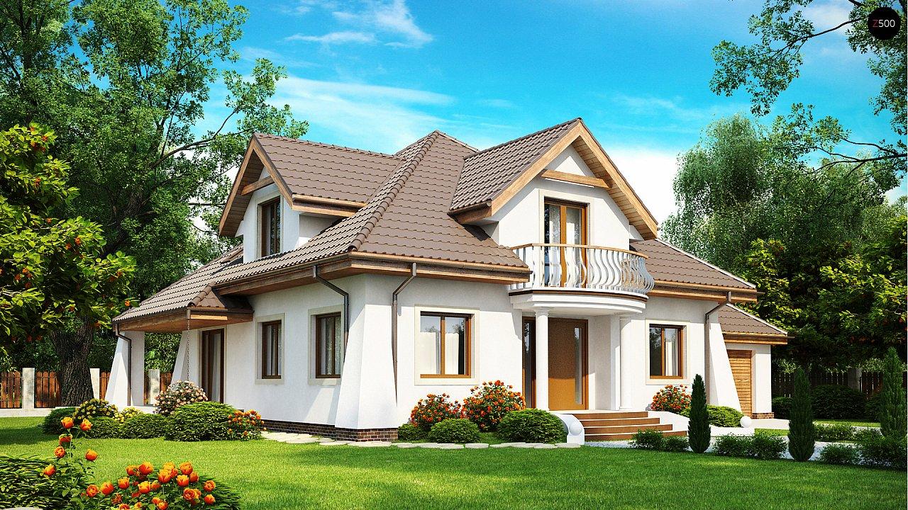 Проект будинку Z109 - 1
