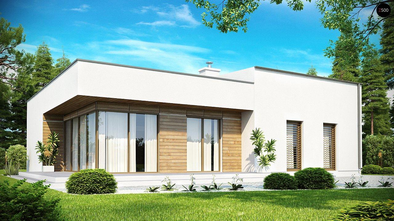 Проект будинку Zx35 - 1