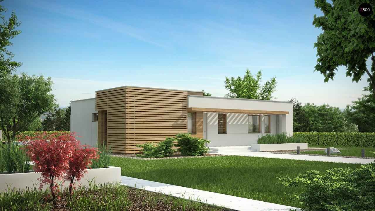 Проект будинку Zx53 - 1