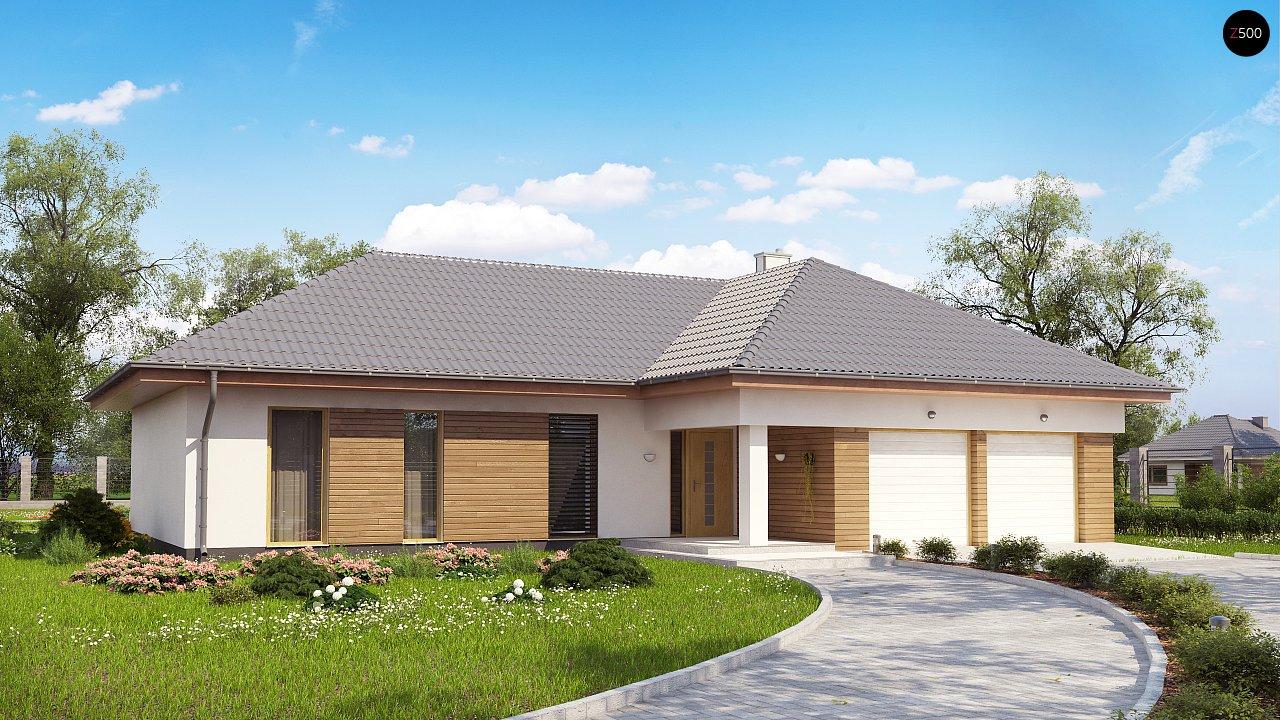 Проект будинку Z190 - 1