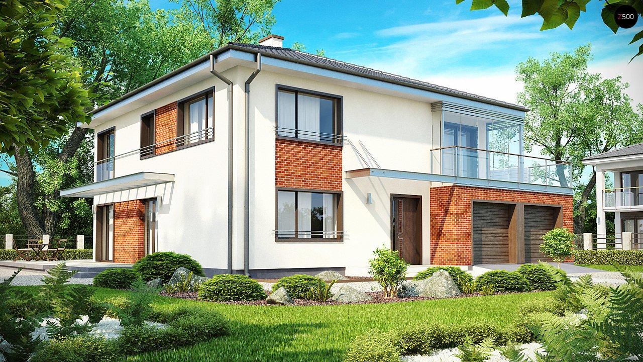 Проект дома Zx30 - 1