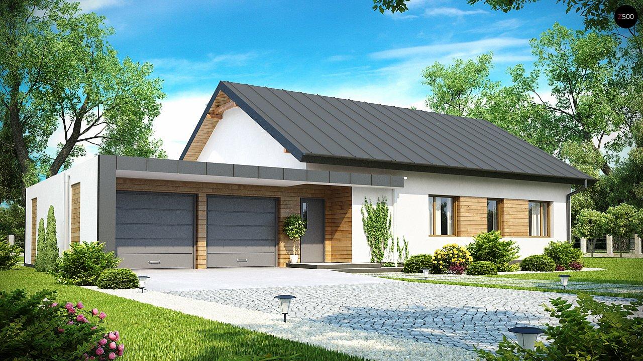 Проект будинку Z182 - 1
